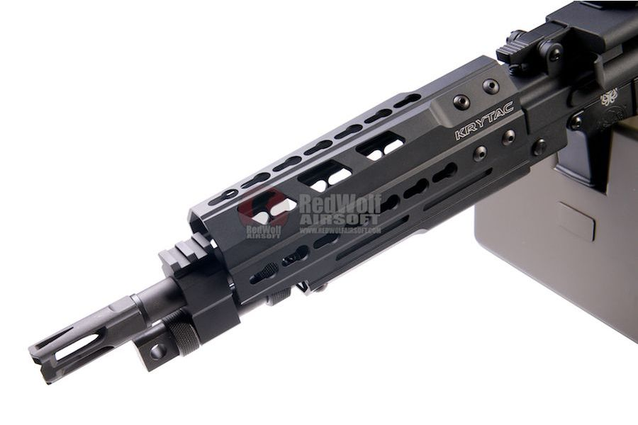 KRYTAC Trident LMG Enhanced (LMG-E) AEG - Black