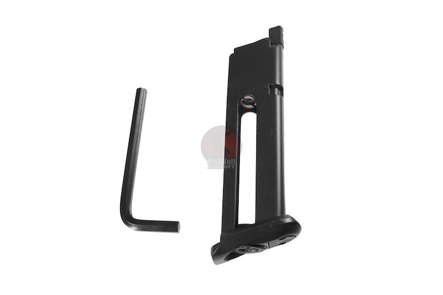 KWC 17rds CO2 Magazine for KCB88 & KCB89 Series