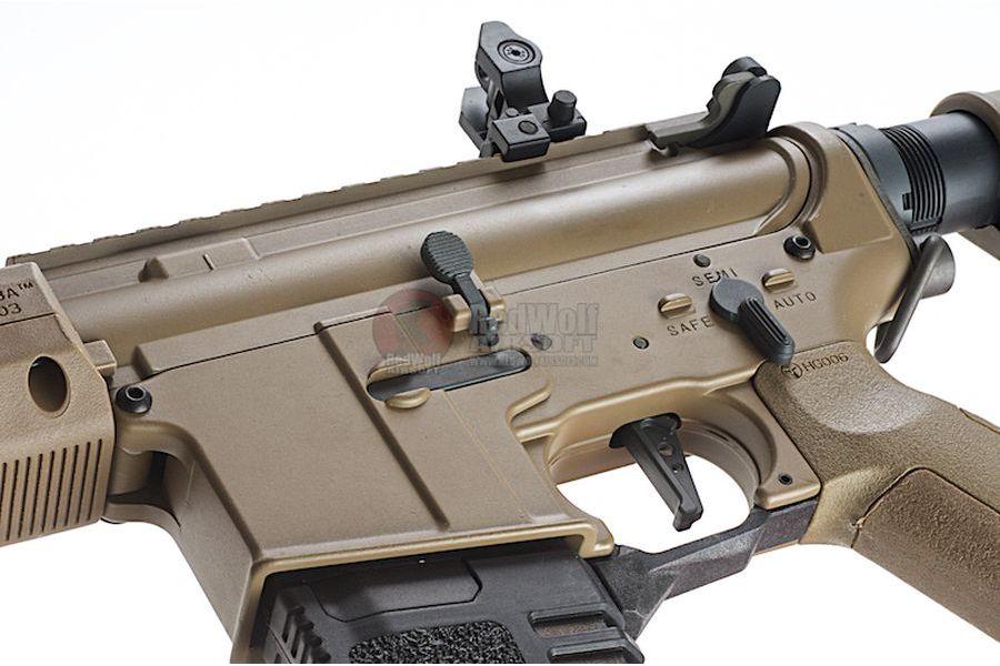 ARES Amoeba M4-AA Assault Rifle (Middle Short / DE)
