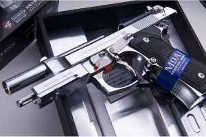 Tokyo Marui M9A1 Stainless