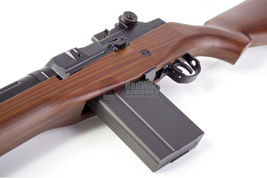 Tokyo Marui M14  (Brown Version)