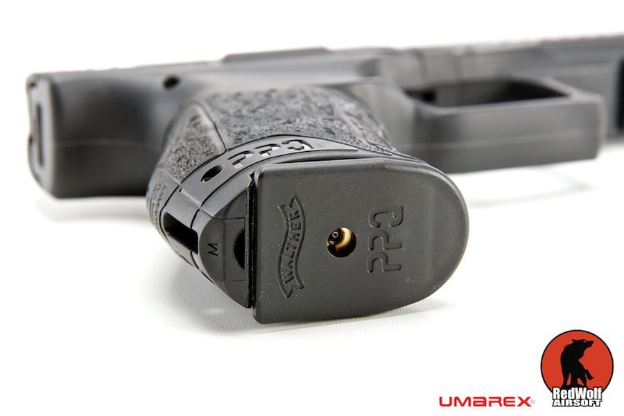 Umarex Walther PPQ M2 6mm (Asia Version) (by VFC)