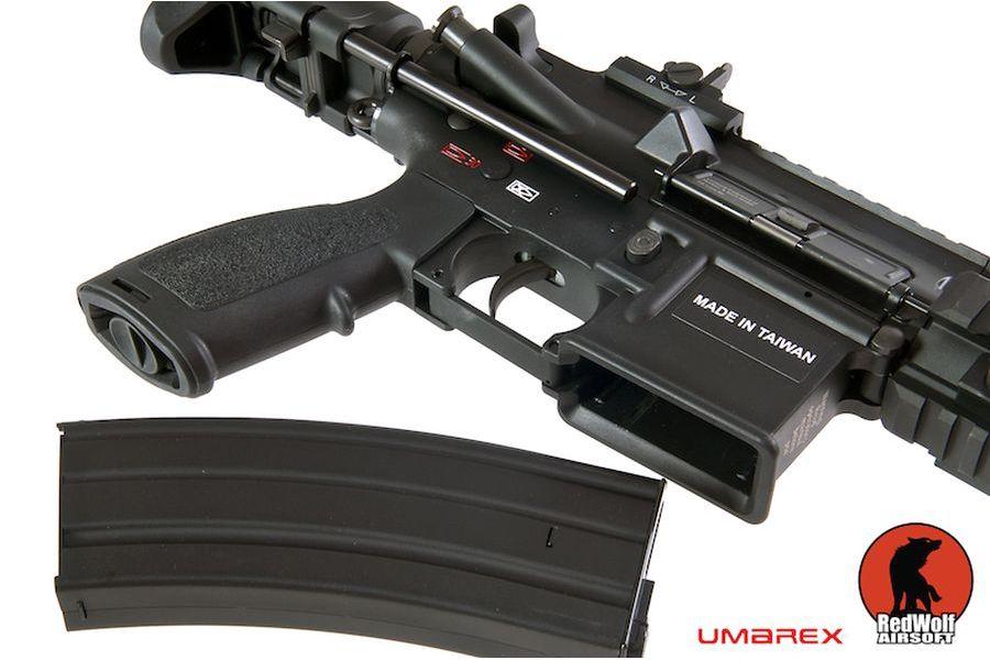 Umarex HK416C AEG CQB (Asia Edition) (by VFC)