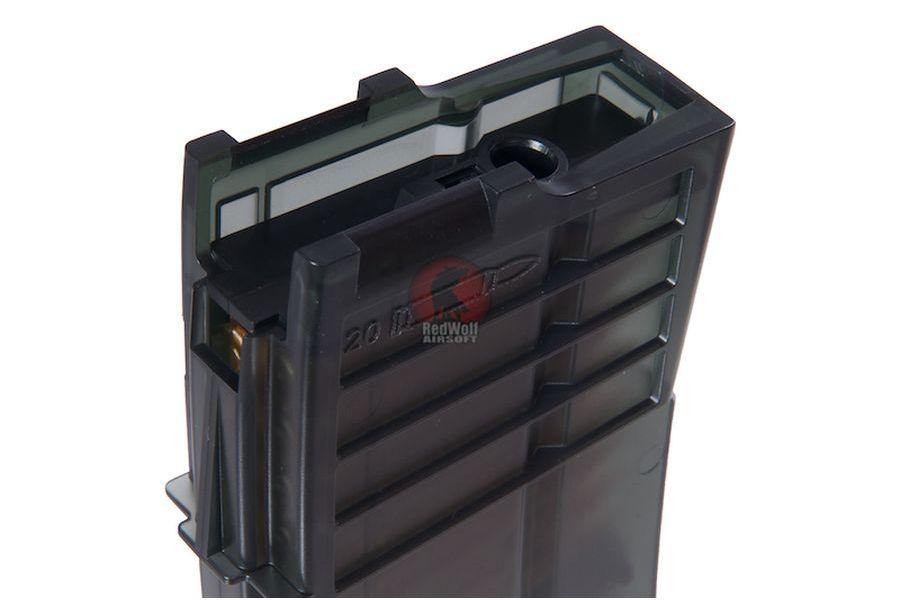Umarex HK417 100 rds Mid-Cap AEG Magazines
