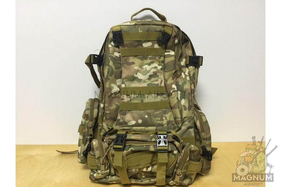 AS BS0007CP 1 - Рюкзак тактический 50 литров (48х30х20cm) - Multicam