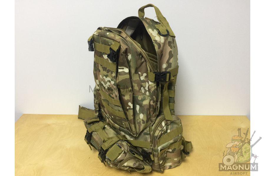 AS BS0007CP 3 - Рюкзак тактический 50 литров (48х30х20cm) - Multicam