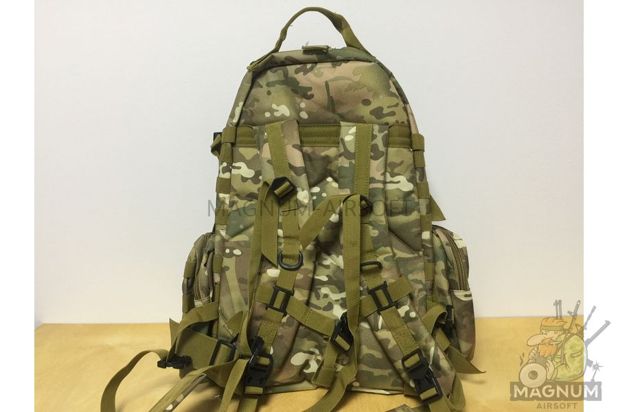 AS BS0007CP 4 - Рюкзак тактический 50 литров (48х30х20cm) - Multicam