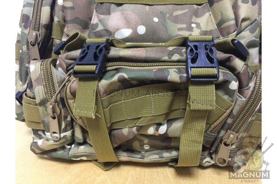 AS BS0007CP 5 - Рюкзак тактический 50 литров (48х30х20cm) - Multicam