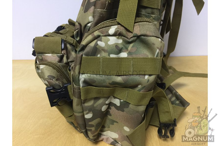 AS BS0007CP 6 - Рюкзак тактический 50 литров (48х30х20cm) - Multicam