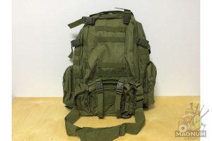 AS BS0007OD 1 300x200 - Рюкзак тактический 50 литров (48х30х20cm) AS-BS0007OD - Олива