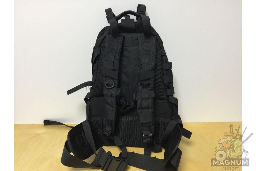 AS BS0016B 2 - Рюкзак тактический Molle Patrol Rifle AS-BS0016B (50x27cm)- Черный