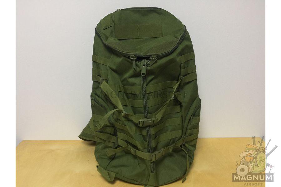 AS BS0075OD 3 - Рюкзак CAMELBAK TRI ZIP реплика на 65литров (60x33cm) - Олива