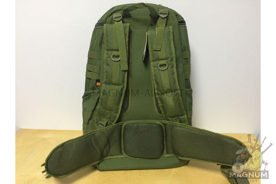 AS BS0075OD 4 - Рюкзак CAMELBAK TRI ZIP реплика на 65литров (60x33cm) - Олива