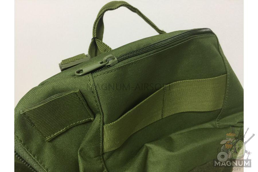 AS BS0075OD 6 - Рюкзак CAMELBAK TRI ZIP реплика на 65литров (60x33cm) - Олива