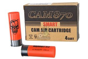 APS Xpower CAM MKI & MKIII Co2 Cartridge (4pcs / Pack)
