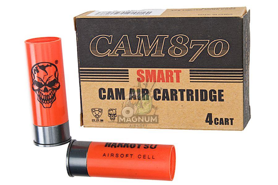 APS Xpower CAM MKI & MKIII Co2 Cartridge (4pcs / Pack)
