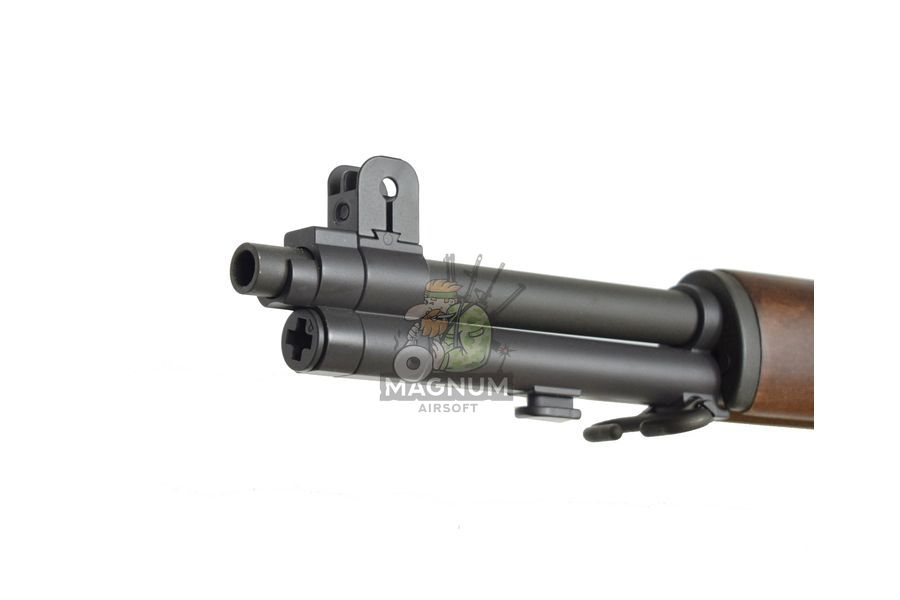 GG M1 Garand 4 - Винтовка G&G M1 Garand AEG