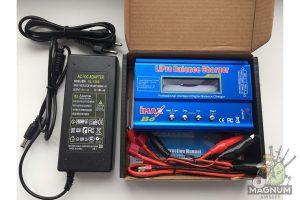 ImaxB6 1 300x200 - Зарядное устройство imax B6 с блоком питания