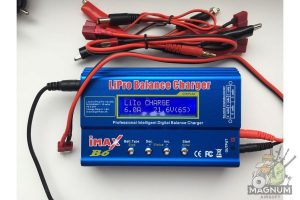 ImaxB6 10 300x200 - Зарядное устройство IMAX B6 12V без блока питания (копия)