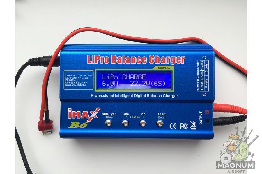 ImaxB6 5 - Зарядное устройство IMAX B6 12V без блока питания (копия)