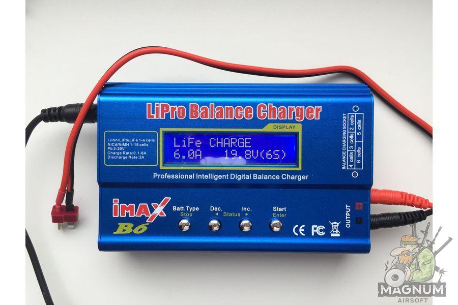ImaxB6 6 - Зарядное устройство IMAX B6 12V без блока питания (копия)