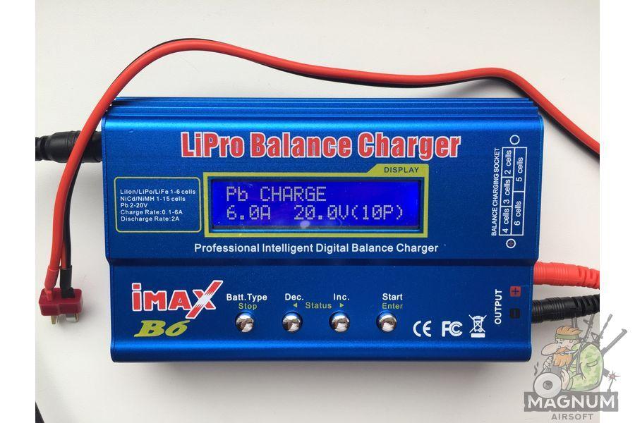 ImaxB6 7 - Зарядное устройство IMAX B6 12V без блока питания (копия)