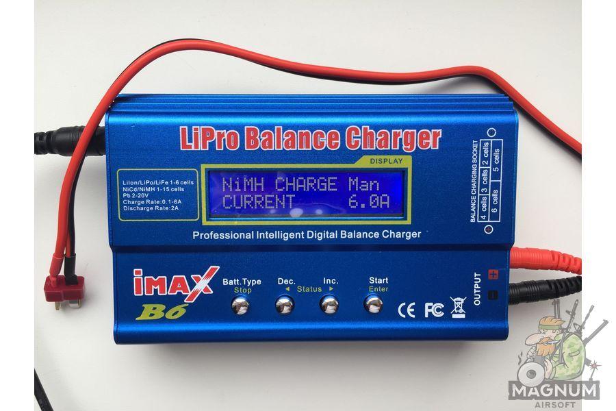 ImaxB6 8 - Зарядное устройство IMAX B6 12V без блока питания (копия)