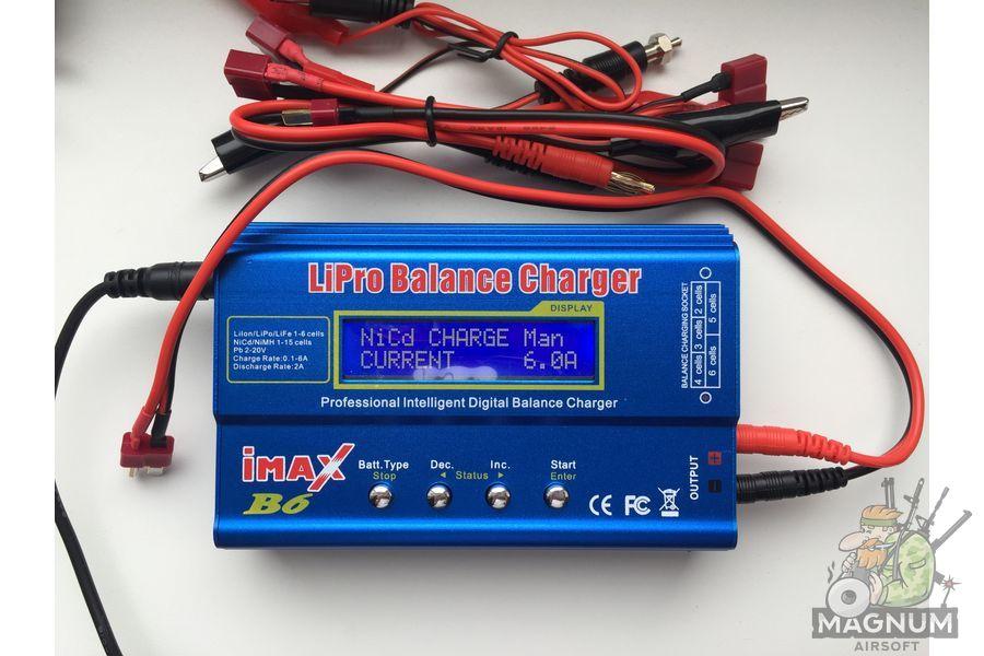 ImaxB6 9 - Зарядное устройство IMAX B6 12V без блока питания (копия)