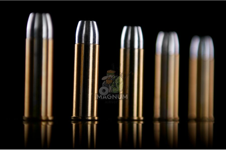 Marushin Spare 6mmBB X-Cartridge 5 Shots For S&W M60 & M36 Chief's Special