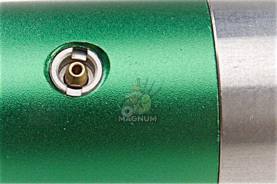 ShowGuns 20mm Gas Shotgun Shell for Tanaka / PPS 870 Shotshell Launcher (5pcs) (Green)
