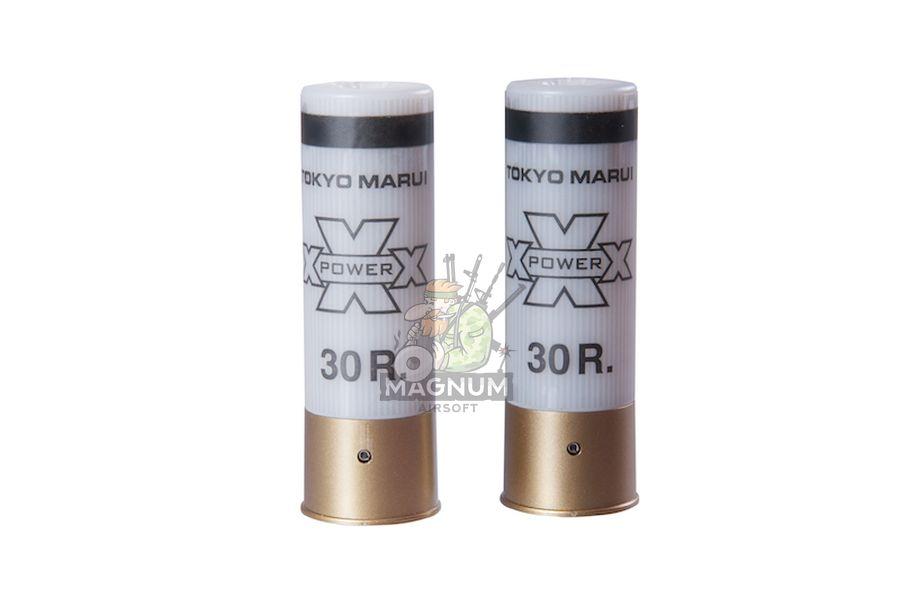 Tokyo Marui Shot Shell for Tokyo Marui M3 Super 90 / M3 Shorty / SPAS 12 / M870 - White
