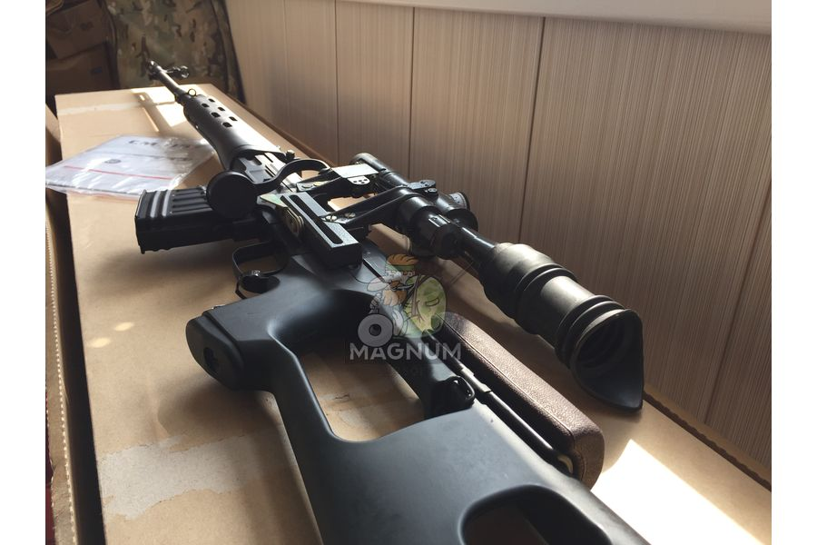 Cyma SVD 2 - Снайперская винтовка Cyma СВД AEG (CM057A)