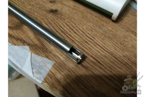 Da Vinchi 6.01 410 mm stainless steel inner precision barrel
