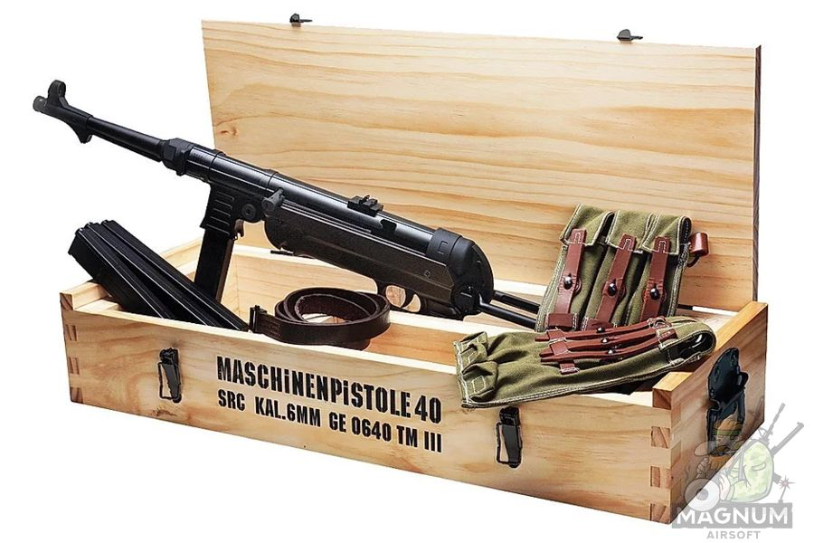 Deluxe Upgraded SRC MP40 package 1 - Deluxe & Upgraded SRC MP40 package
