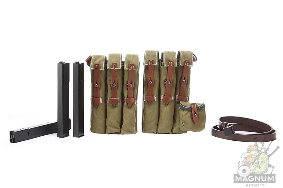 Deluxe Upgraded SRC MP40 package 4 - Deluxe & Upgraded SRC MP40 package