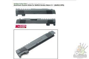 Guarder Aluminum Custom Slide for MARUI Golden Match 5.1  (MARUI OPS)