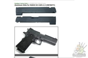 Guarder Aluminum Slide for MARUI HI-CAPA 4.3 (INFINITY)
