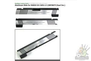 Guarder Aluminum Slide for MARUI HI-CAPA 4.3 (INFINITY/Dual Ver.)