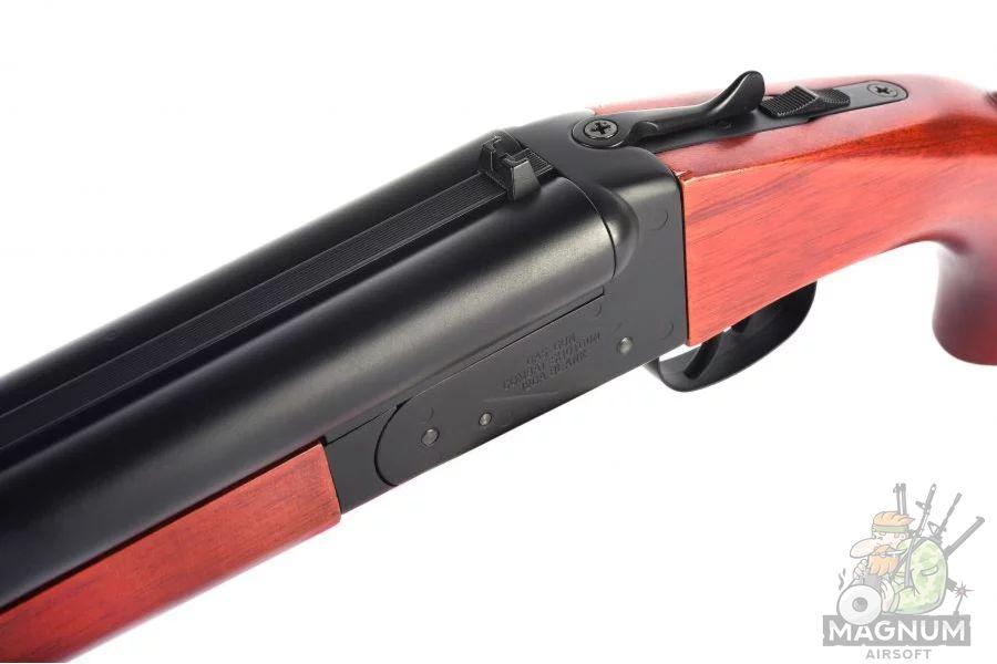 HAWSAN Double Barrel Shotgun 4 - Дробовик HAWSAN/FARSAN 0521 Boomstick Double Barrel Shotgun
