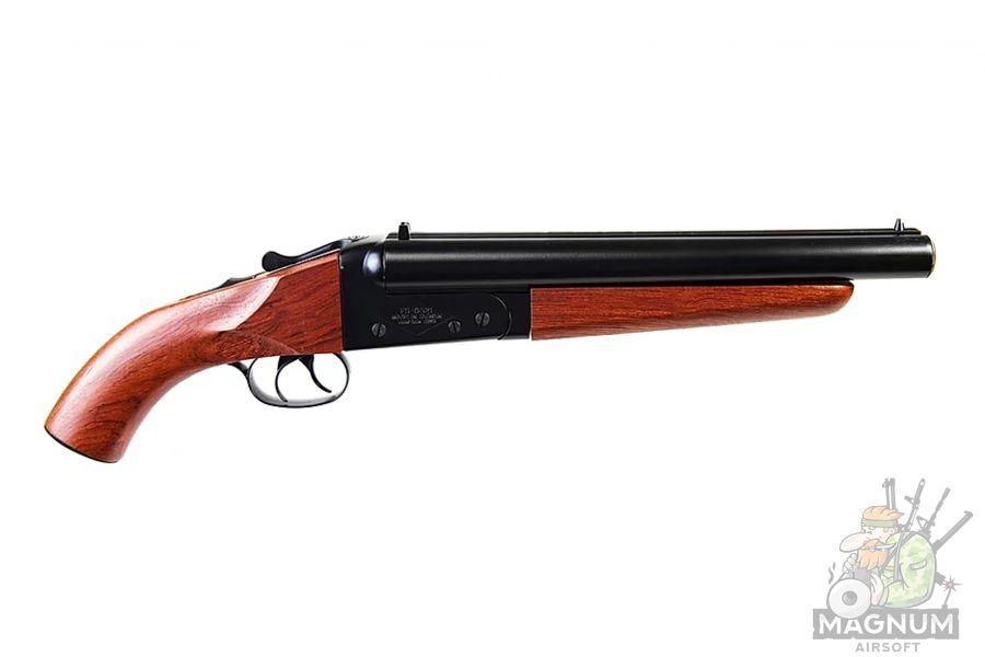 HAWSAN Madmax Double Barrel Shotgun 1 - Страйкбольная двустволка обрез HAWSAN/FARSAN Madmax Double Barrel Shotgun