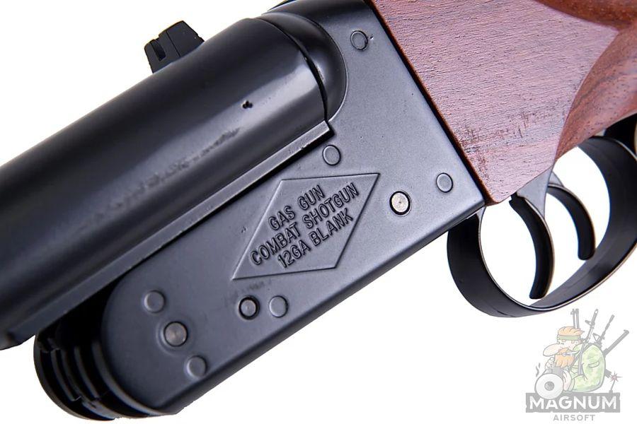 HAWSAN Madmax Double Barrel Shotgun 2 - Страйкбольная двустволка обрез HAWSAN/FARSAN Madmax Double Barrel Shotgun