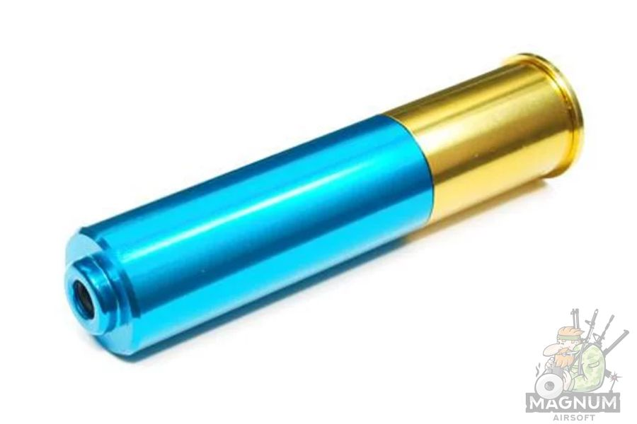 HAWSAN Madmax Double Barrel Shotgun 6 - Страйкбольная двустволка обрез HAWSAN/FARSAN Madmax Double Barrel Shotgun