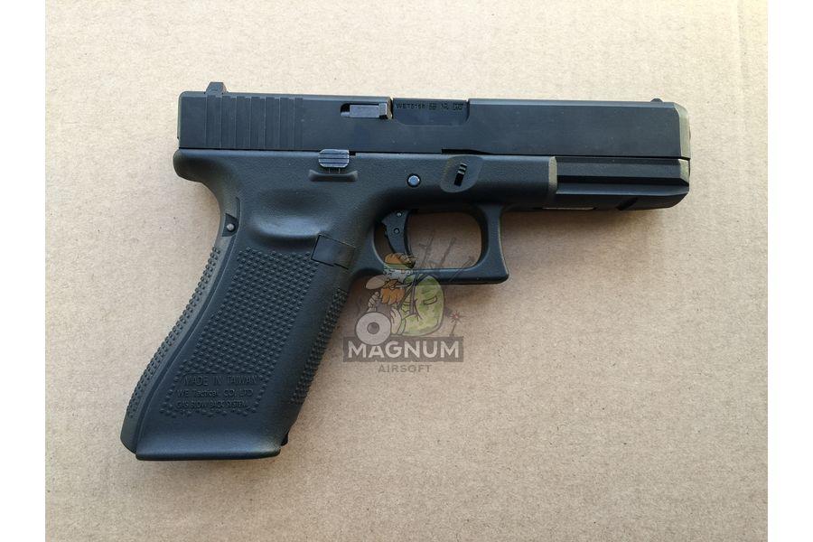 IMG 4027 27 03 20 05 52 - Пистолет WE GLOCK-17 gen5 WE-G001VB-BK