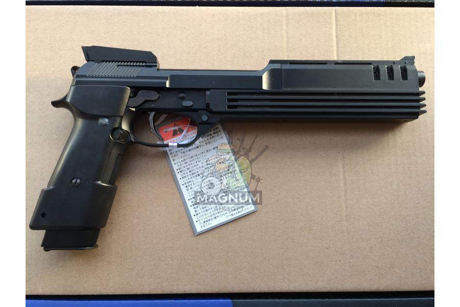IMG 4039 27 03 20 05 52 - Страйкбольный пистолет Робокопа KSC M93R Auto 9C GBB (Robocop)