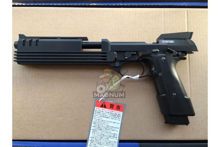 IMG 4040 27 03 20 05 52 - Страйкбольный пистолет Робокопа KSC M93R Auto 9C GBB (Robocop)