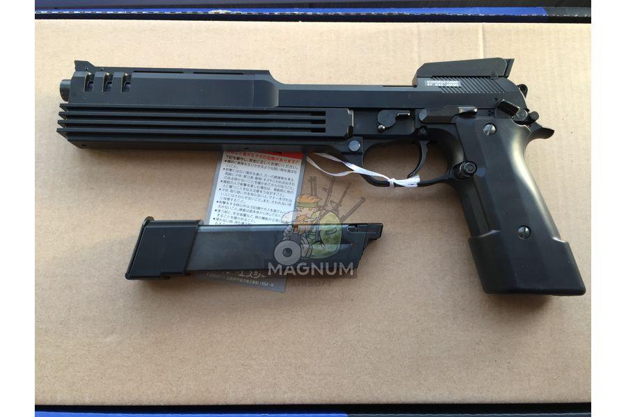 IMG 4041 27 03 20 05 52 - Страйкбольный пистолет Робокопа KSC M93R Auto 9C GBB (Robocop)