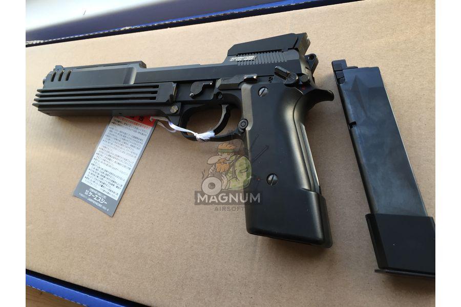 IMG 4042 27 03 20 05 52 - Страйкбольный пистолет Робокопа KSC M93R Auto 9C GBB (Robocop)