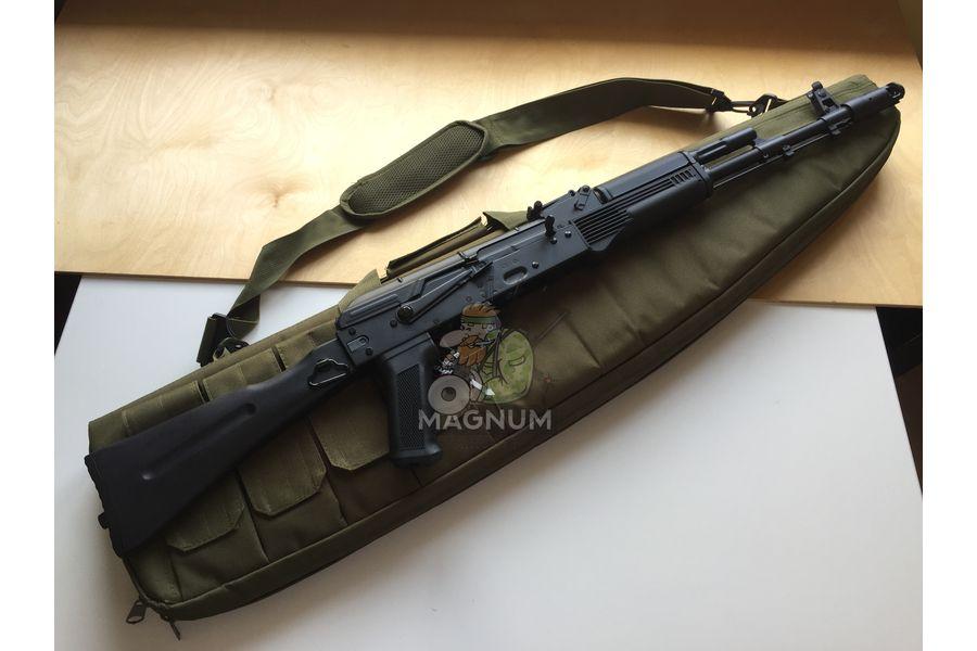 IMG 4096 30 03 20 02 20 - Чехол оружейный 100 см скошенный Зеленый (WS20054G)