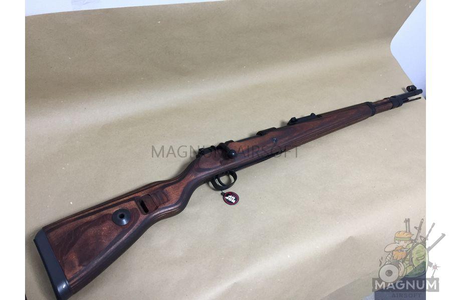 IMG 5708 - Snow Wolf Mauser Kar98k Spring Airsoft Rifle