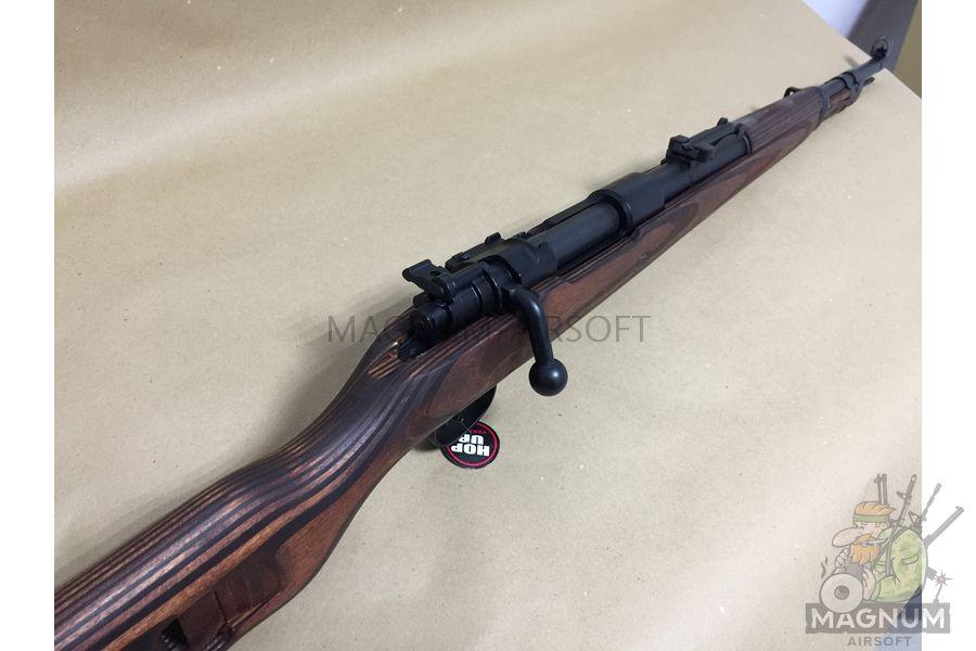 IMG 5710 - Snow Wolf Mauser Kar98k Spring Airsoft Rifle
